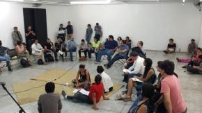 #AbreCultura / Ley General de Cultura / 1a Reunión enGuadalajara